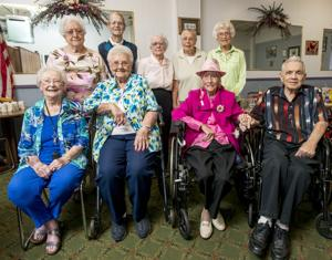 Lodi Union High School Class of 1939 gathers to celebrate 75th reunion