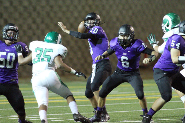 Football: Tokay Tigers quarterback Kelse DePauli-Wiltse named league MVP