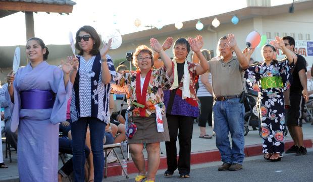 Obon Bazaar honors loved ones through dance