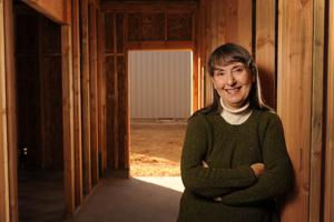 PALS director Nancy Alumbaugh aims to open new animal shelter