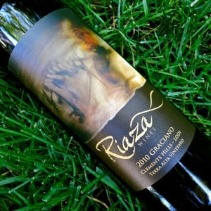 Riaza wines enjoy success with Graciano grapes