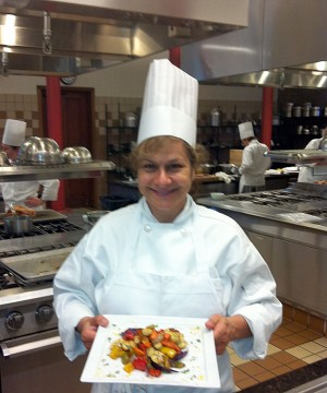 From insurance office to cooking school, one Lodi woman's culinary dream comes true