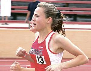 Galt High cross county, track star Alison Motor headed to University of Nevada, Las Vegas