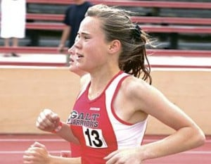 Galt High cross county, track star Alison Motor headed to University of Nevada, Las Vegas