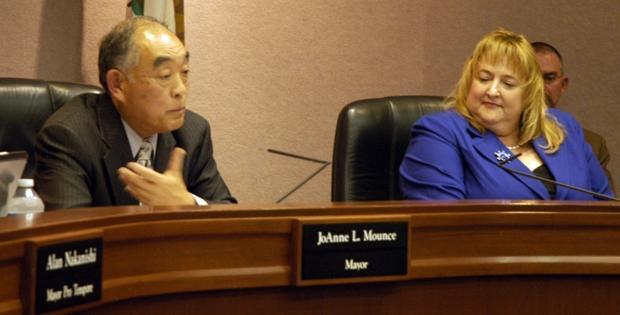 Lodi City Council members elect Alan Nakanishi mayor