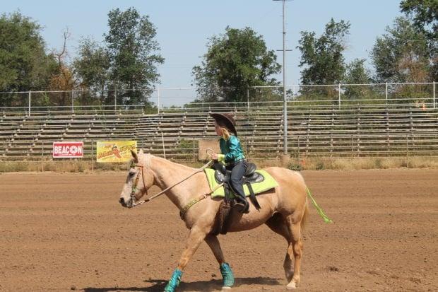 Alexandra Souza- San Joaquin County Horseman's Association's Little Miss Contestant