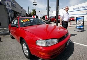 Car thefts on the rise in Lodi area