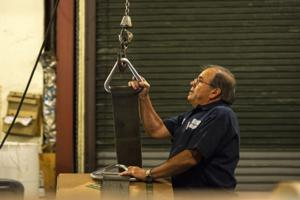 News-Sentinel press foreman Joe Mistretta retires after 38 years