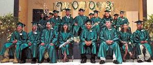 Estrellita High School list of graduates