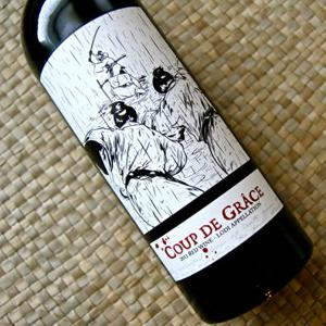 Lodi's Coup de Grace is a red wine blend that combines best parts of grapes