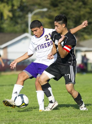 Tokay Tigers heading wrong way in pursuit of soccer playoffs