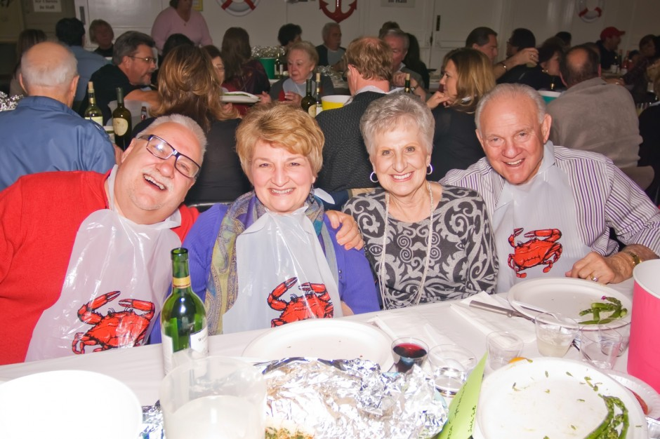 Lodi Italian Club crab feed
