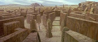 Jim Henson's 'Labyrinth' holds magical appeal for young and old alike (***)