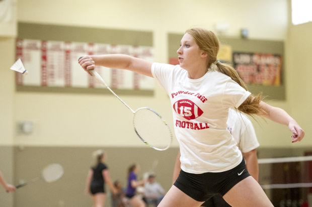Girls badminton: Flames top Tigers