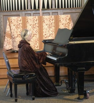 Fun Halloween costumes, serious music at piano recital for Lodi-area youth