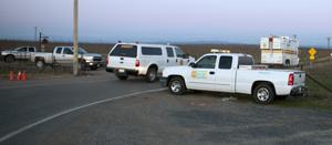 Human remains found at Linden dig site