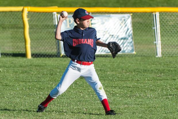 Indians top Blue Jays in slugfest to win AA 9-10 championship