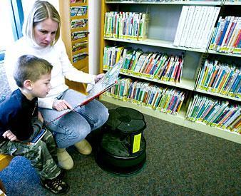 Libraries lending a hand