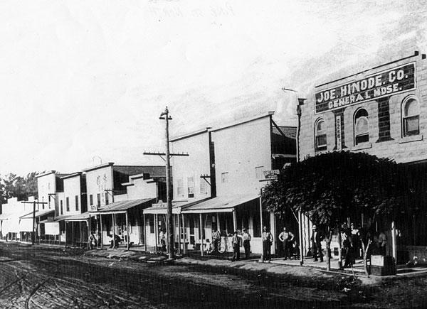 Japanese pioneers first settled in Lodi in 1890
