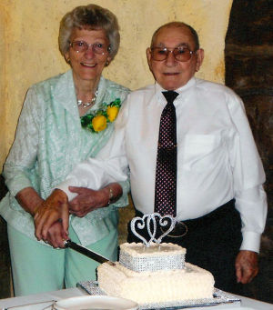 Dave and Hazel Schmierer celebrate 65 years of marriage