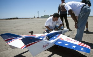 Delta Flying Club hosts RC air show