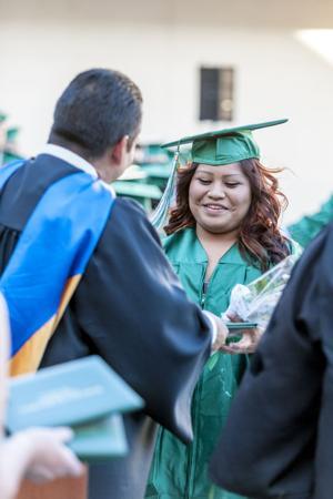 Estrellita Continuation High School graduates' stars shining bright