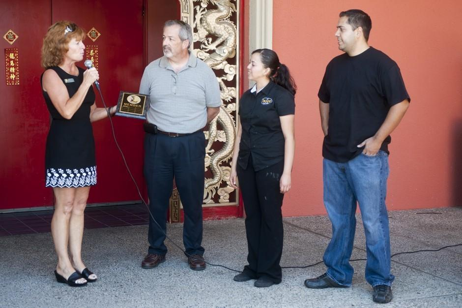 Panini Factory celebrates opening with ribbon cutting ceremony