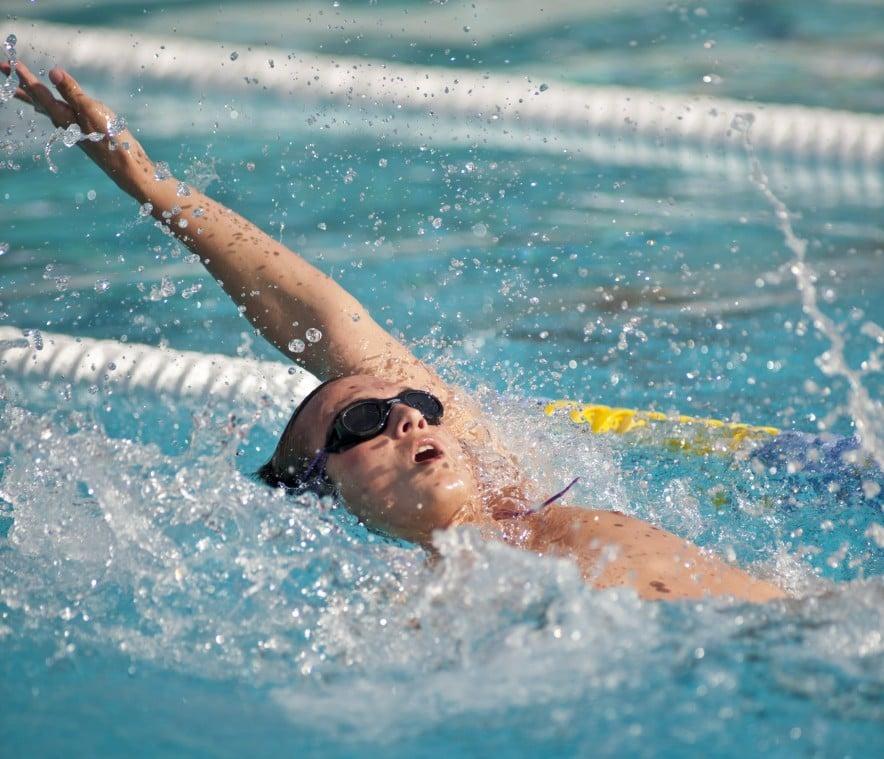 Tokay Tigers off to winning start in the swimming pool
