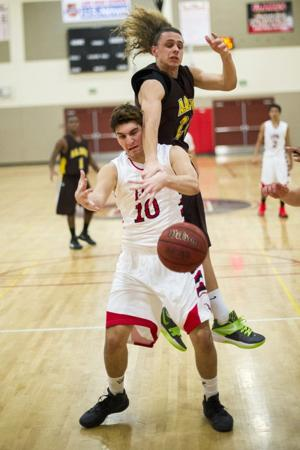Flames ready for more after last season's section run in boys basketball
