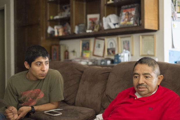Son donates portion of his liver to save his father's life