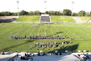 City ready to move ahead with Grape Bowl repairs