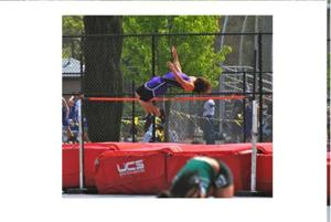 Tokay high jumper