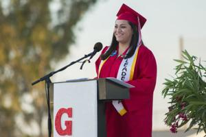 Galt High School's Class of 2013 poised for take-off