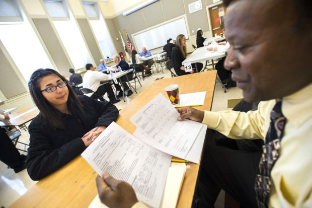 Lodi students get a taste of job hunting