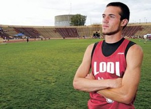Raised in foster care, Lodi High's Ray Nikzat has found a home as a high jump champion