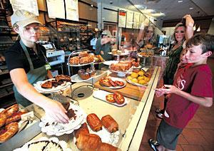 Panera Bread open for business in Lodi