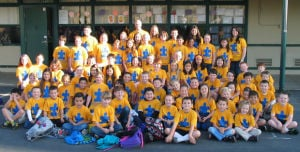 Reese Elementary School holds Autism Awareness Day