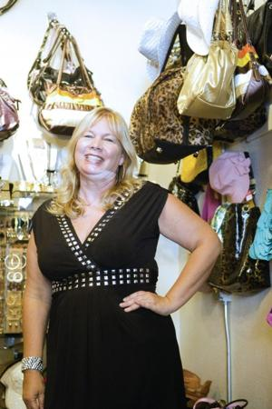 In a cloudy economy, Lodi entrepreneur Tammy Blair shines - Lodinews.com: News