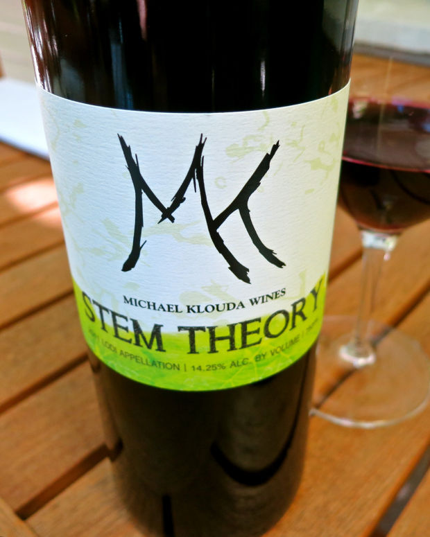 Michael Klouda's Stem Theory is zesty and modest with tight grained tannins