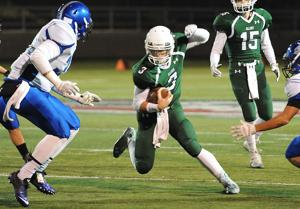 Sac-Joaquin Section Football Playoffs: Eagles smite Knights, soar into section final