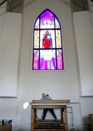 St. John's Episcopal Church in Lodi to get pipe organ