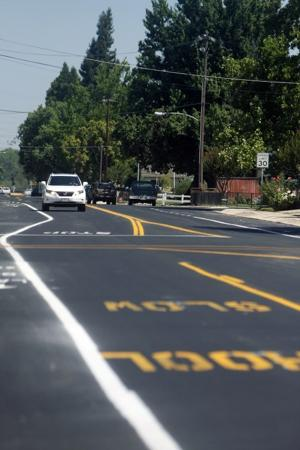 Mills Avenue reopens