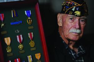 Lodi World War II veteran Glenn Biddy shares stories of Okinawa and occupation of Japan