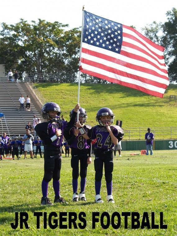Young Patriots At Heart
