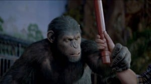 'Apes' a worthwhile franchise resurrection