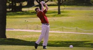 Lodi golfer Garrett Baffoni recovering from broken back