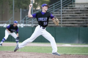 Matt Richardson razing opposing batters for Tokay Tigers