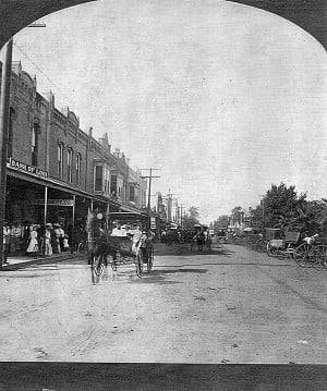 101 years ago: Lodi begins to emerge as a modern city