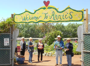 Lodi Garden Club members visit nurseries in Bay Area