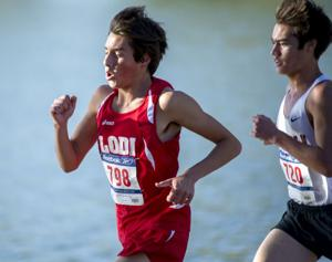 Cross country: Haley Boynton leads Flames to 11th straight San Joaquin Athletic Association title